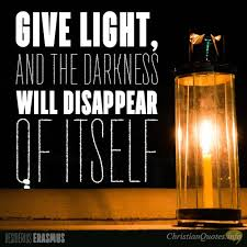glorious light christian ministries 3 ways light overcomes the darkness christianquotes info