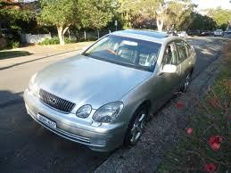 lexus for sale nsw 2000 lexus gs300 jzs160r car sales nsw sydney north 2663950
