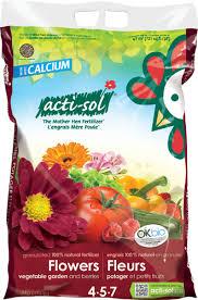 flowers u0026 vegetable garden organic fertilizer 4 5 7
