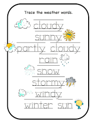 weather writing paper weather five for friday january 17 air weather pinterest preschool printables weather cards