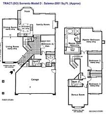 Sorrento Floor Plan Sorrento Floorplans