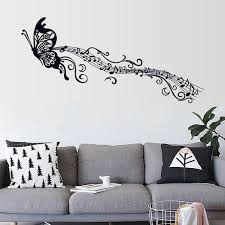 deco papillon chambre decoration papillon murale cheap decoration murale papillon d