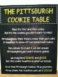10 Unusually Cool Things You Can Buy On Etsy Babble by Cookie Table Pittsburgh Wedding Sign Pittsburgh Cookie Table On