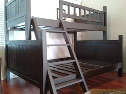 Barn Bunk Bed Custom Bunk Bed Pottery Barn Style By Treasure Valley Woodcrafts