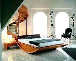 cool queen beds unique queen bed frames polygon queen bed frame veneered solid ash