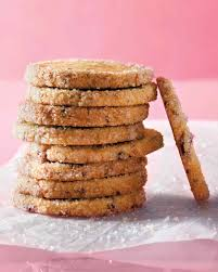 icebox cookie recipes martha stewart