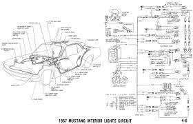 67 under dash courtesy light wiring question stangfix com