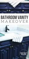 how to make a bathroom vanity taller and deeper u2013 craftivity designs