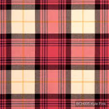 pink tartan kyle pink bch005 tartan history clans and products kyle pink