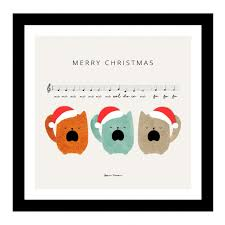 merry christmas cute song vector free download