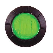 m09300g 3 4 green led courtesy marker light