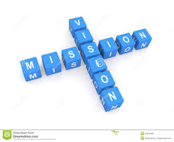 vision and mission mission and vision stock photos image 26429403
