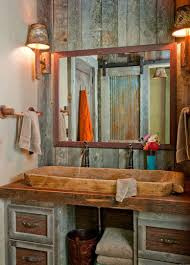 rustic bathrooms ideas rustic bathroom shower curtains block pattern ceramic tile