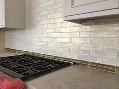 kitchen backsplash glass 3x8 glass tile at kitchen and butler s pantry backsplashes