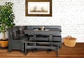 Diy Kitchen Nook Bench Trestle Table Corner Breakfast Nook Settrestle Table Corner