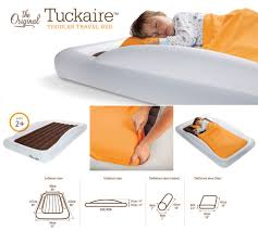 The shrunks tuckaire indoor toddler travel bed urbanbaby