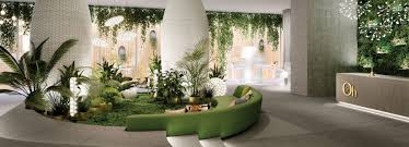 Nature Concept In Interior Design Wanders Envisions Nature Influenced Interior For Yoo Residential