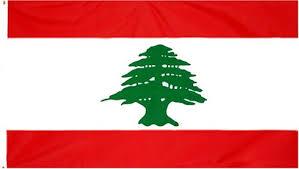 lebanon flag 3 x 5 new lebanese 3x5 national banner