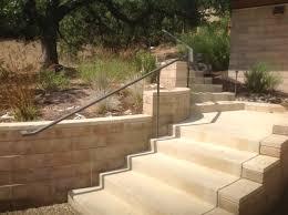 Wall Mounted Handrail Tag Handrails Fabworx Inc Santa Rasa Ca U2013 Metal Fabrication