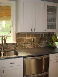 Brown Subway Travertine Backsplash Brown Cabinet by Cream Subway Tile Bathroom Tumbled Travertine Backsplash Pictures