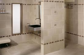 Bathroom Tiles And Decor Zampco - Tiling bathroom wall