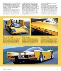 si e auto la route porsche updated edition german and edition