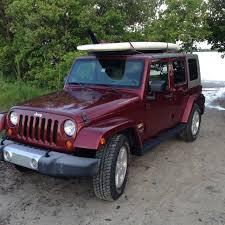 jeep wrangler 4 door maroon sup car rack removable u0026 universal storeyourboard com