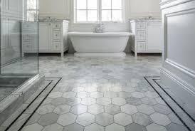 Bathroom Floor Tile Ideas Bathroom Bathroom Floor Tile Ideas In White Theme With White