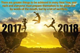 happy new year 2018 quotes top new year resolution messages quotes