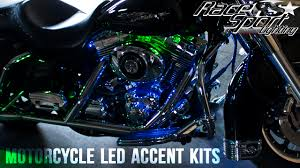 Motorcycle Led Strip Lights by Specialty Vehicle Lighting Installation Columbus Ohio