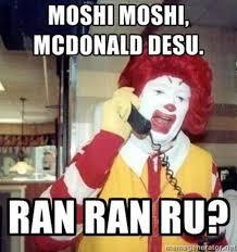 Moshi Moshi Meme - moshi moshi x desu know your meme