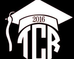 class of 2016 graduation graduation decal etsy