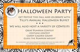 free halloween party invitations acelink info