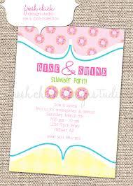 donut invitations free printable invitation design
