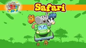 safari cartoon safari mr wheeler friends cartoons for kids youtube