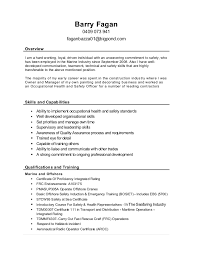 Sample Resume For Company Nurse by Resume Barry Fagan