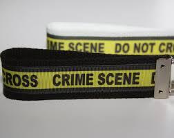 Crime Scene Bathroom Decor Crime Scene Etsy