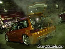honda civic 90 1990 honda civic hatchback modified car pictures decepticon racing