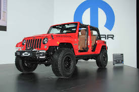 red jeeps jeep announces very limited run of wrangler red rock edition