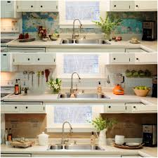 50 Kitchen Backsplash Ideas by Graphic World Map Backsplash Interior Design Ideas