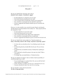 Example Of Summary In Resume by English Grammar Secrets