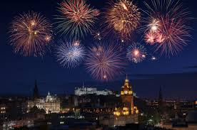 winter getaway edinburgh new year s celebration 2017 book