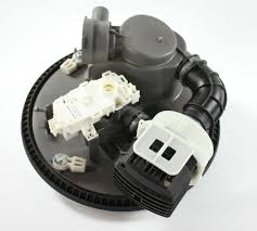 Whirlpool Washer Water Pump Replacement How To Replace A Dishwasher Pump And Motor Assembly Repair Guide