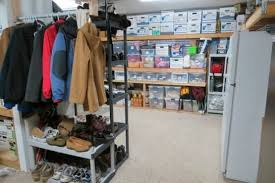 Here Is Another Closet Idea If Your Space Is Large Enough And by See How A Family Of 11 Makes Their 1100 Sq Ft Home Work