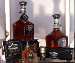 Gentleman Jack Gift Set The Jack Daniels Single Barrel Bottles