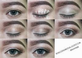 Aplikasi Eyeshadow Sariayu review inez color countour plus eyeshadow collection 05 venice