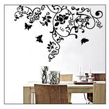 Wohnzimmer M El Ebay 1 Wandtattoo Wandaufkleber Wandbbild Wandsticker Wohnzimmer Blumen