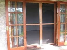 Screen French Doors Outswing - best 25 security screen doors ideas on pinterest security