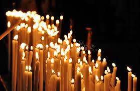 vigil lights catholic church church prayer candles stock photo image of calm religious 41039896