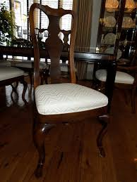 drexel heritage dining room set drexel heritage connoisseur dining table and chairs antique